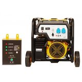 Stager FD 10000E+380V ATS generator open-